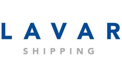 Lavar Shipping Logo
